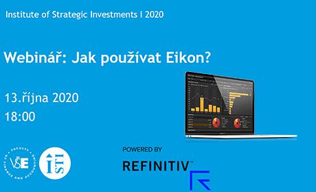 Webinar: How to use Eikon?