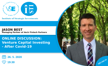 Venture Capital Investing – After Covid-19