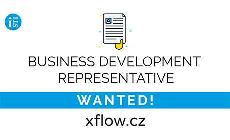 Wanted: Business Development Representative