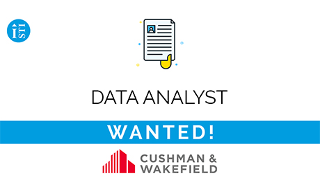 Wanted: Data Analyst